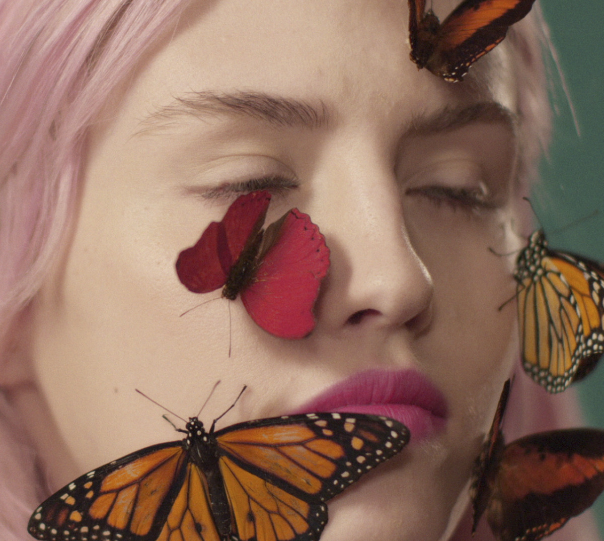 Ryan McGinley's 'Beautiful Rebels' campaign for Edun