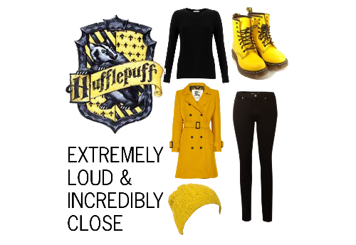 2012 Academy Award Best Picture Nominees: Hufflepuff (x)