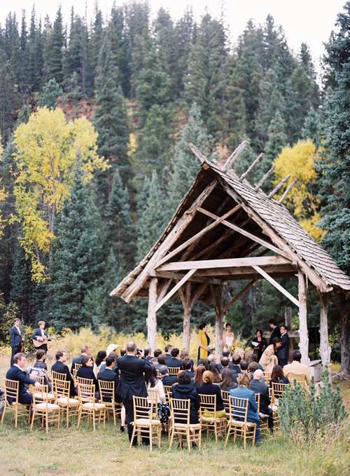 Rustic Real Wedding Photos | Brides.com