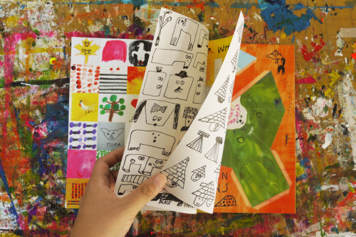 I love the look of Mogu Takahashi's book, Kosho Kosho.