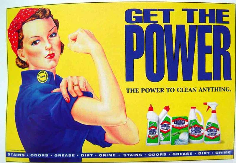 The power to clean anything.