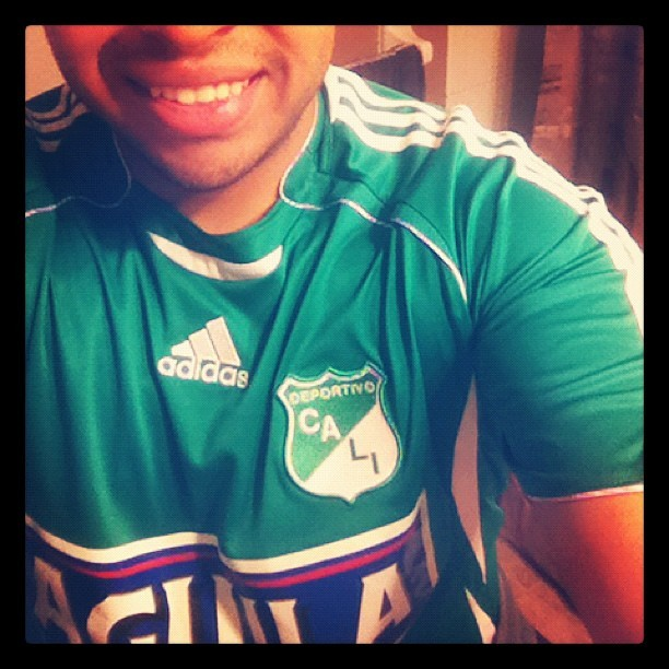 about to watch some more ⚽ #DeportivoCali (Taken with instagram)
