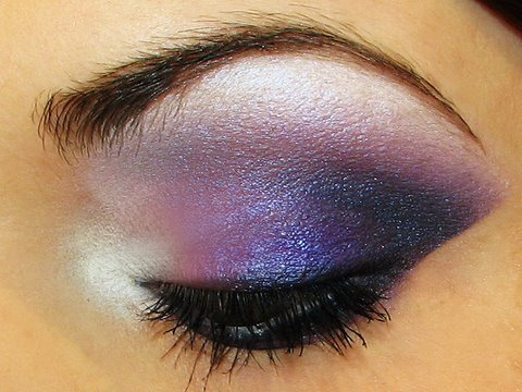 #SmokeyEye #Purple #Eyeshadow