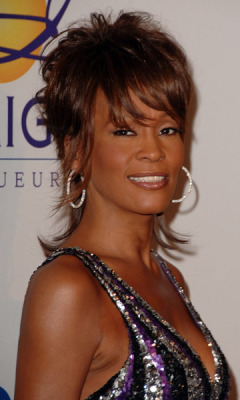 We Lost Another Legend . Rest In Peace Whitney Houston ; 1963-2012 <3