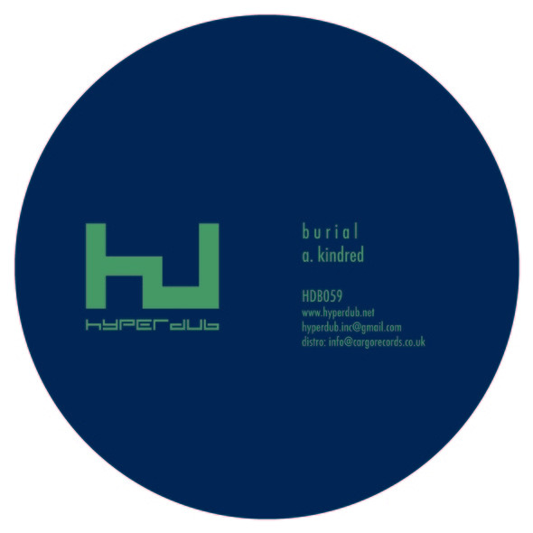 (via Burial / Kindred [2012] | ●●●)