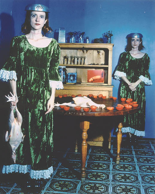 The Maids by Janieta Eyre 1995 (from Incarnations series)