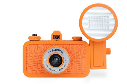 "Heres an awesome camera the ""Orinoco Ochre"" edition of the La Sardina"