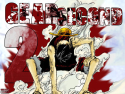 thepiratecafe:   #99 {OPfans4ever's My Inspiration: Monkey D. Luffy Project}  99 Posts to 2000 :O   Oh my, I remember this! I was looking back through my archive and found this! ahahaha~