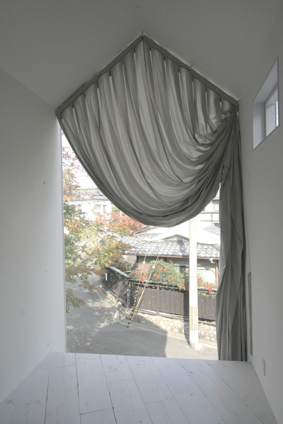 Hideyuki Nakayama. Yes! More curtains please.
