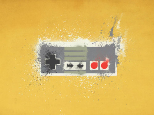 it8bit:  Original Gamer - by Ibraheem Youssef Limited edition of 50 signed and numbered Screen Prints 18 x 24 inches - 5 Colour Screen Print  Available for $50 (USD) @IbraheemShop   (via:dotcore)