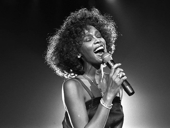 "WHITNEY HOUSTON, 1963-2012 ""She was the singer all others were judged against.""  — Chuck Arnold, PEOPLE music critic"