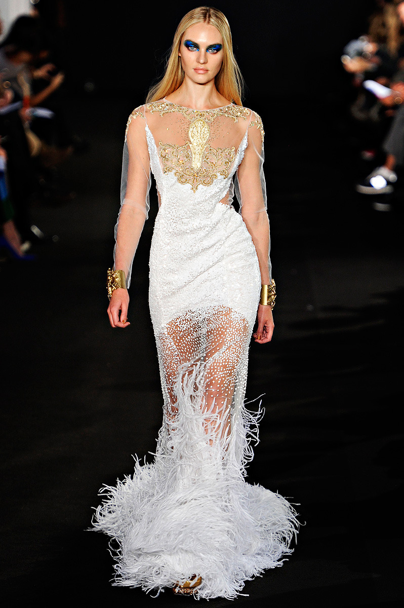 Prabal Gurung NYFW, Fall 2012 RTW. via phe-nomenal. #Fashion #NYFW