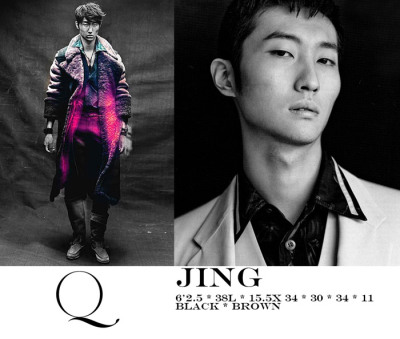 Jing for Q Models NYC