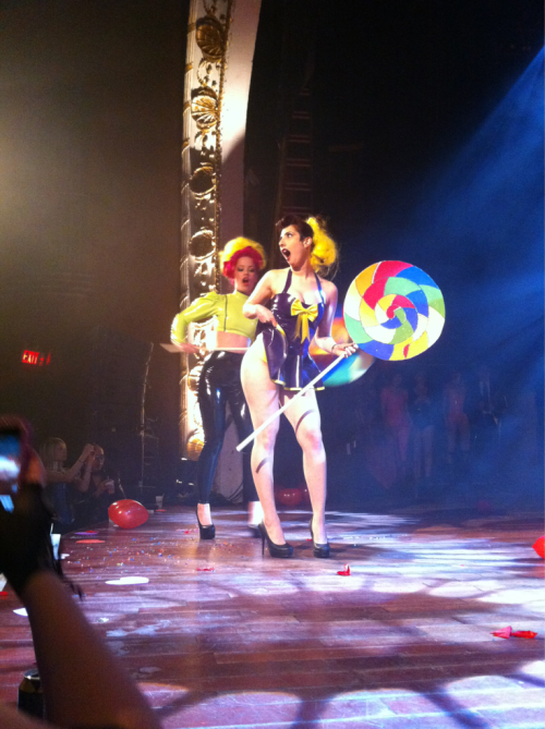 Adala latex fashion show was AMAZING!!!