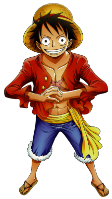 #85 {OPfans4ever's My Inspiration: Monkey D. Luffy Project}