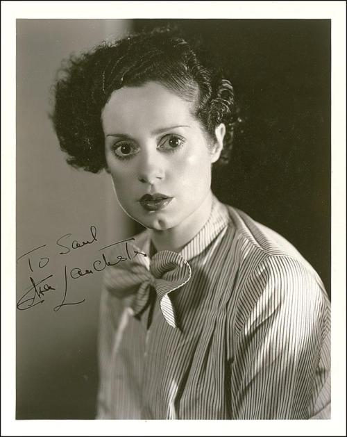 mudwerks:  (via No Smoking in the Skull Cave: An Elsa Lanchester Appreciation Post)