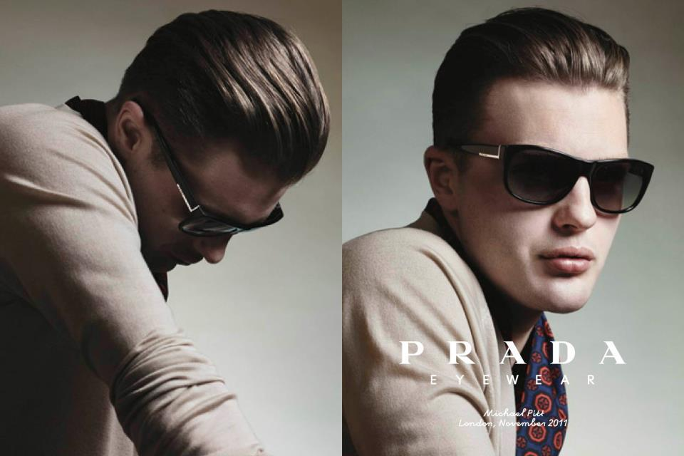 bohemea:  Michael Pitt for Prada Spring/Summer 2012 by David Sims SO BEAUTIFUL!