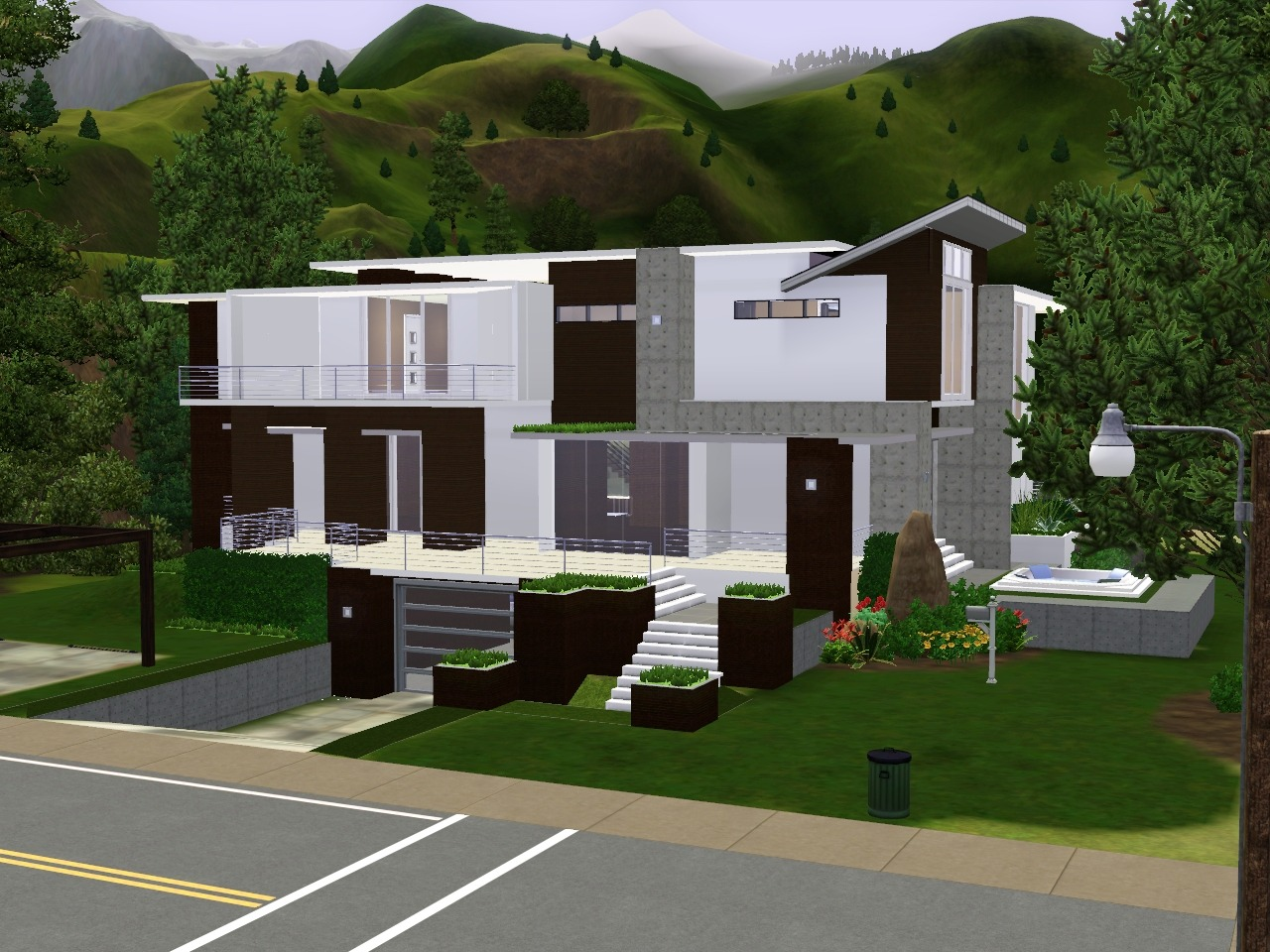 New house! Download coming up in a bit! Be sure to watch my video on this house.