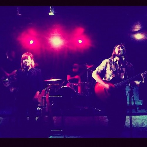 mariatresa:  @BearsofManitou from tonights show- Photo credit: @iamchanelle 😊 (Taken with instagram)