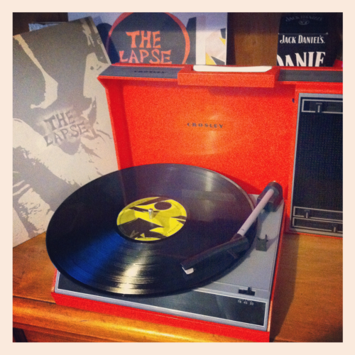 Blog update - A story about a record player, me and Chris Leo from the Lapse  http://wp.me/p1Pkq9-6B