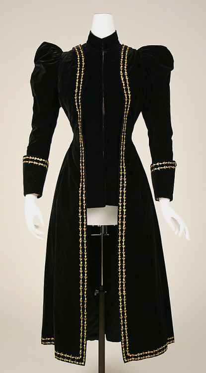 House of Paquin Jacket 1890 Met