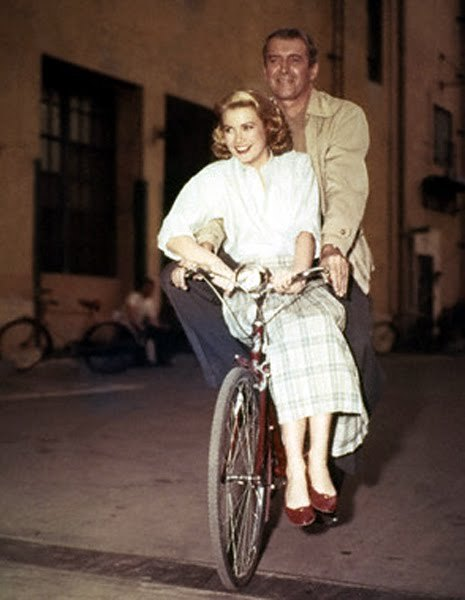 Jimmy Stewart and Grace Kelly - This may be my favourite so far