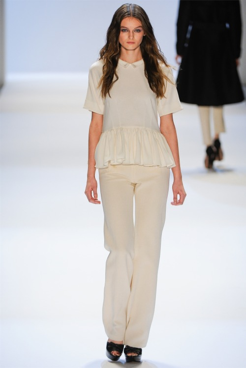 iloverunways:  Jill Stuart Collections Fall Winter 2012-13