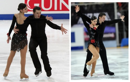 Stefania Berton and Ondrej Hotarek skating to Invierno Porteño by Ástor Piazzolla for their short program at the 2011 European and World Championships. Sources: http://davecskatingphoto.com/photos/2011Euros/pairs/IMG_9378A.jpg http://news.daylife.com/photo/02i3erubH64JU