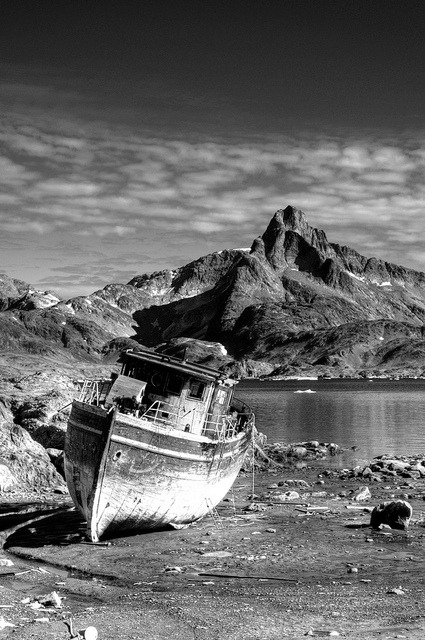 greenland in b&w by mariusz621 on Flickr.