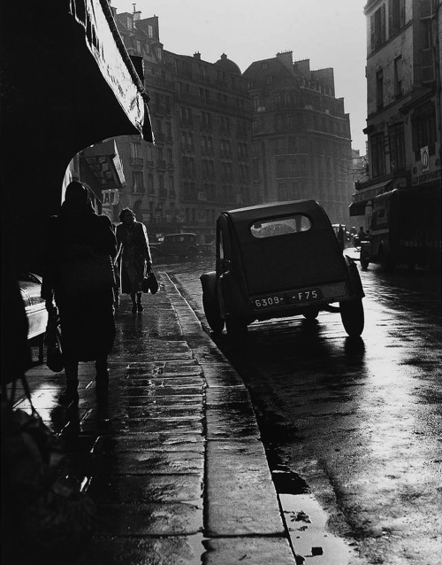 Todd Webb Rue des Plantes, 1950 Thanks to wonderfulambiguity