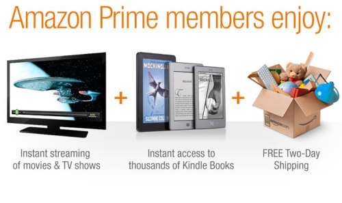"Amazon Prime now has 15,000 ""instant"" TV shows thanks to a deal with Viacom including MTV, Comedy Central, Nickelodeon, TV Land, Spike, VH1, BET, CMT and Logo."