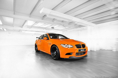 Cast a fireball Starring: BMW M3 GTS (by prestigesportcars)