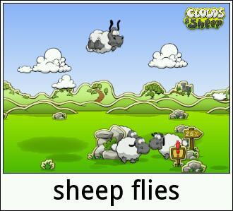 I am extremely addicted to Clouds & Sheeps