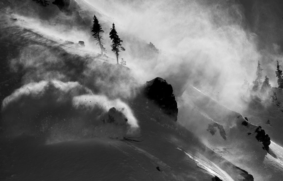 Elements Skier: Unknown Photographer: Blake Jorgenson
