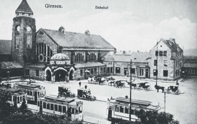 rightouttahere:  Gießen back in the day.