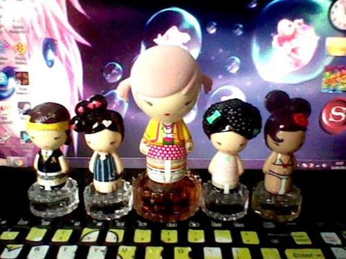 My Harajuku Lovers perfume collection