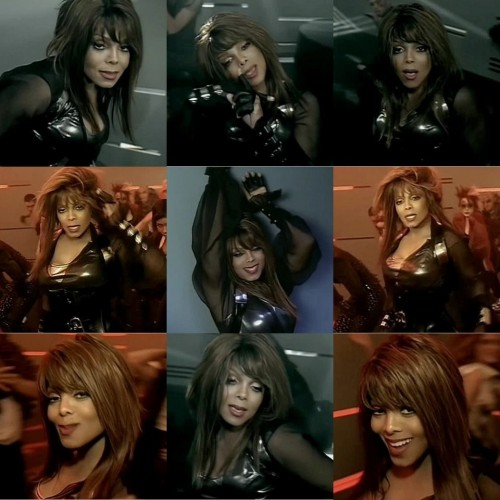 Janet Jackson - Rock With you. Favorite music video