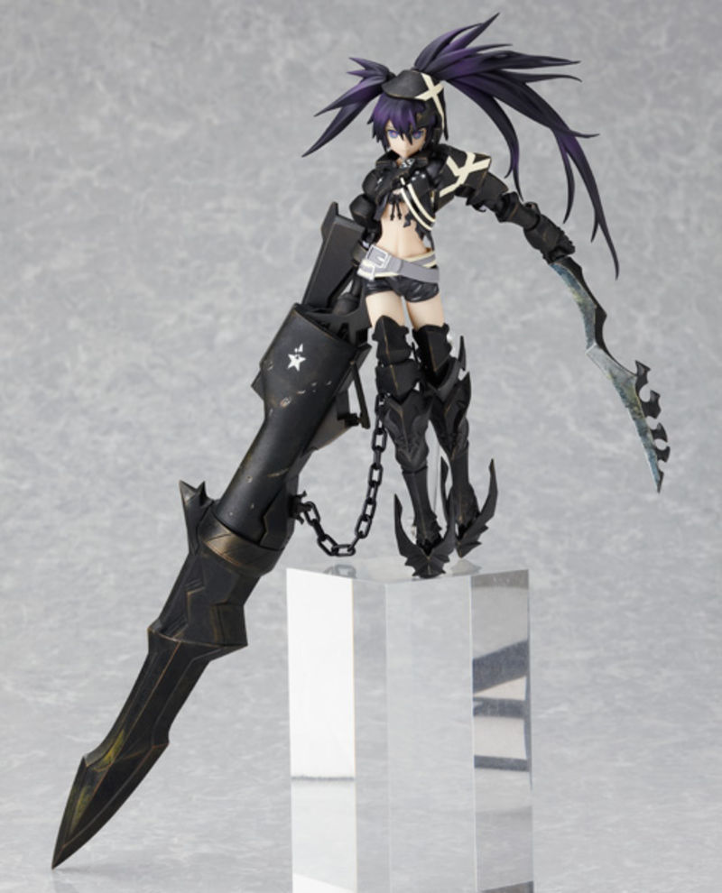 Figma Insane Black Rock Shooter.