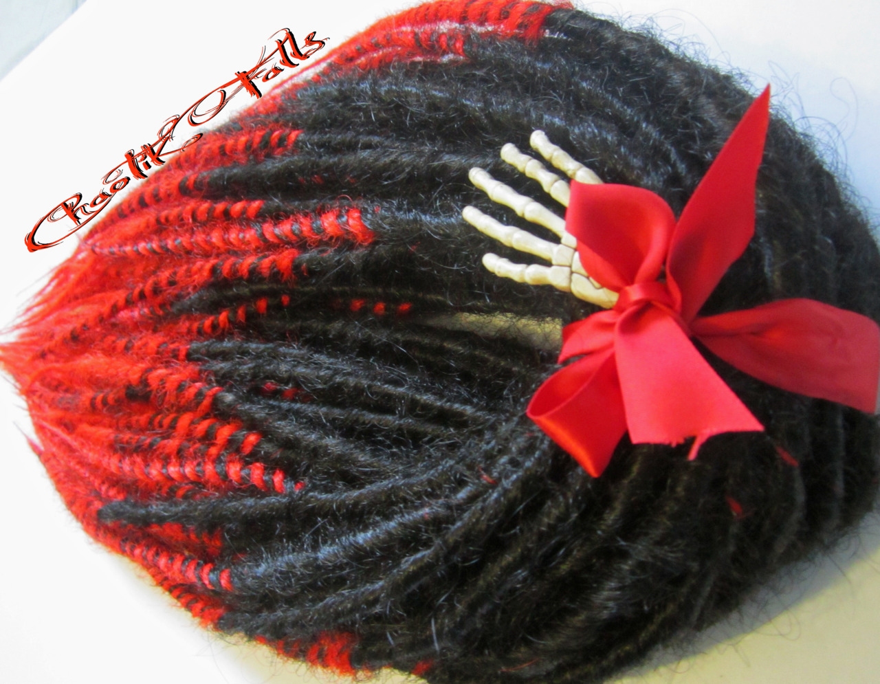I Create & Sell Quality Synthetic Dreads / Human Hair Extensions!Visit My Pages For More Info!My WebSiteFaceBook Etsy DeviantArt