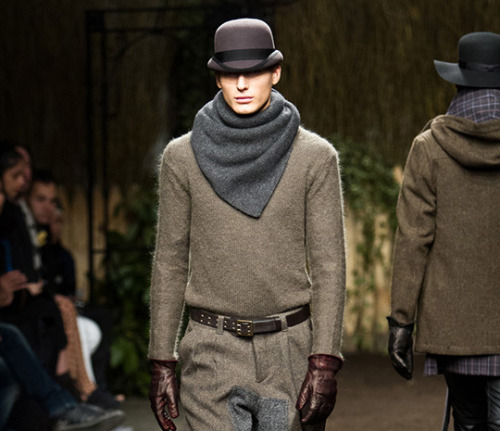 Robert Geller Autumn/Winter 2012