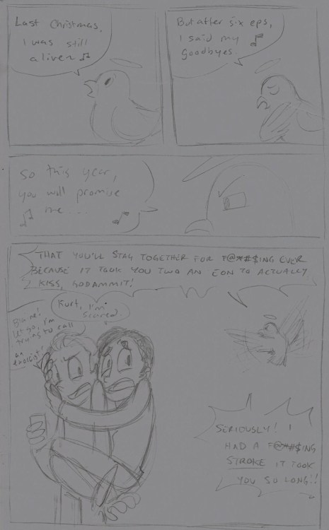chatterboxrose:  …and another comic by Petty. Featuring Ghost!Pav.  ggkjdg I forgot I did this, oh god.