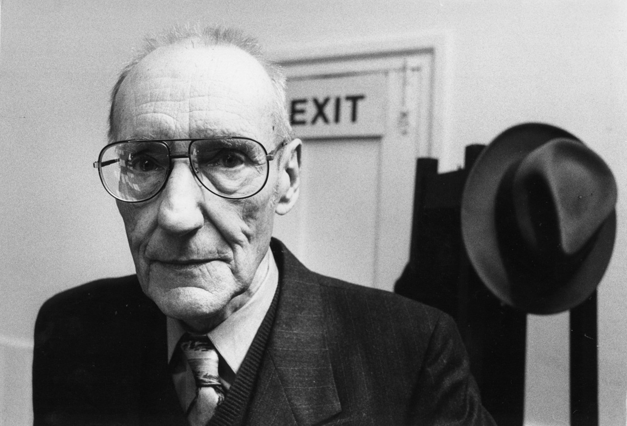 William Seward Burroughs.