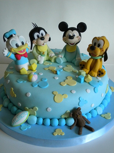 Torta Disney Bebe (by Pastelera Bakery Shop)