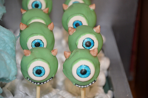 Mike Wazowski! (by Kiss And Bake Up)
