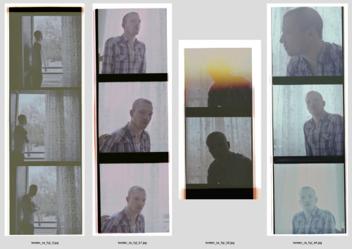 Torsten Grewe, Contact Sheet (2012) Berlin. © John L Morrison