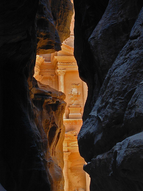 in Petra by Zé Eduardo… on Flickr.