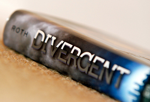 hungry-for-books:  Divergent (by trulypeculiar)