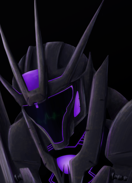 fyeahsoundwave:  TFP: Soundwave by ~ChronosAbyss