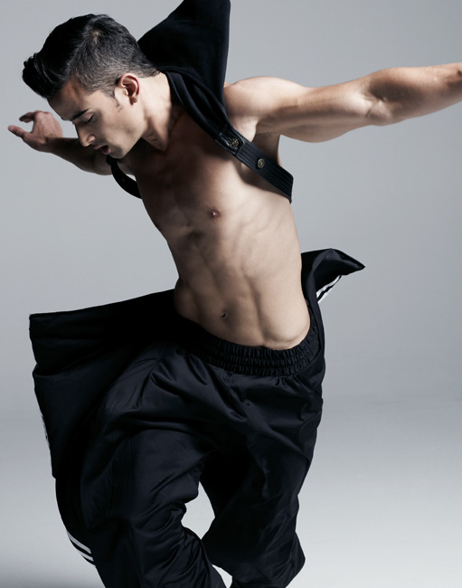 (CLICK IMAGE FOR EXTENDED STORY) Mark Kanemura by Anthony Cunanan