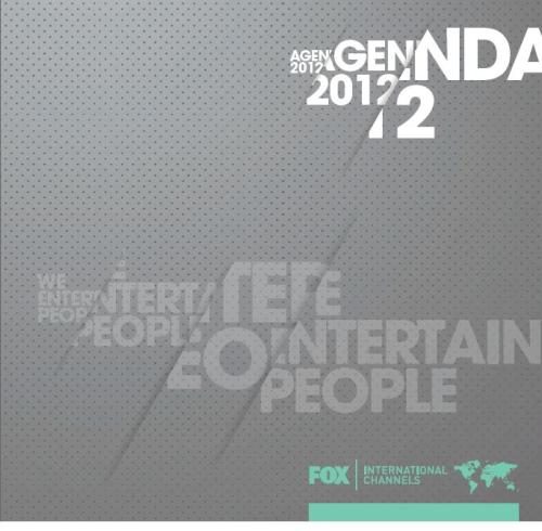 Agenda Fox International Channels Agência Publicidade - Pony Tale, Billy The Group